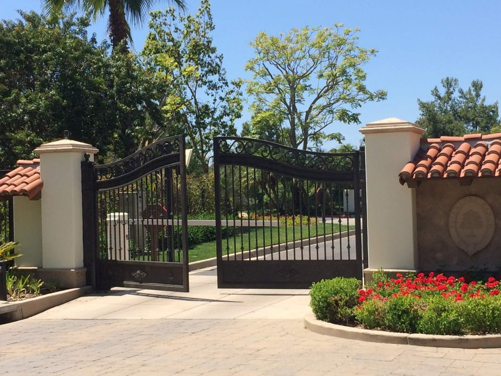 Gate Design & Installation Cypress
